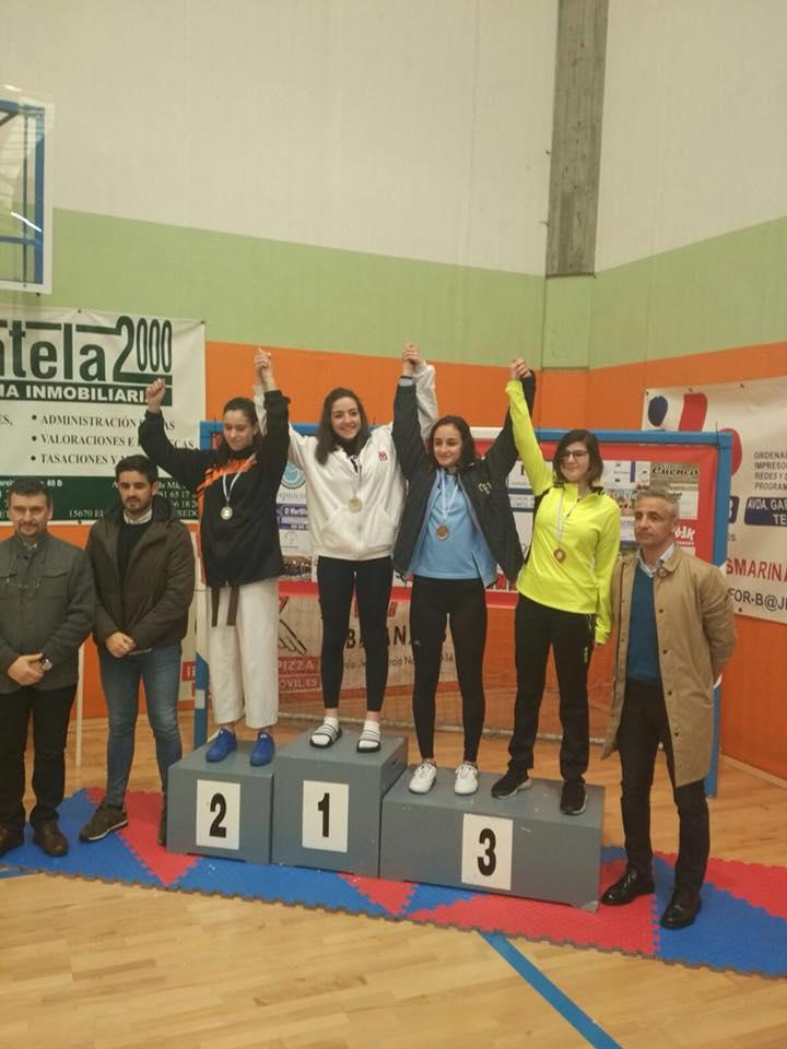 RESULTADOS- Campionato Galego Junior 2018- combate