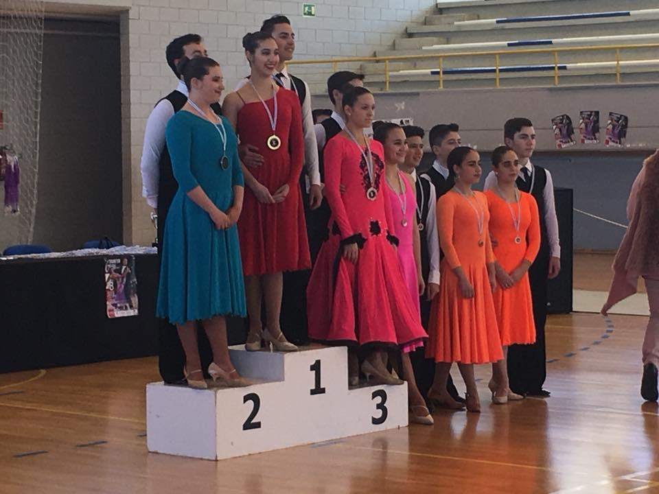 RESULTADOS- Trofeo Cidade de Fene 2018 Baile Deportivo