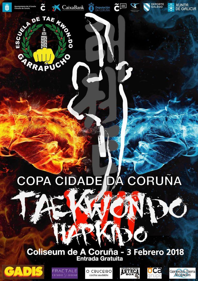 COPA CIDADE DE CORUÑA- Torneo RG2 puntuable ranking