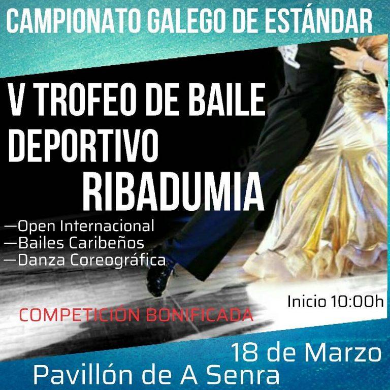 CAMPIONATO GALEGO BAILES STANDARD 2018
