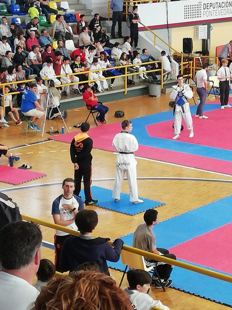 RESULTADOS- Cidade do Lérez de Taekwondo