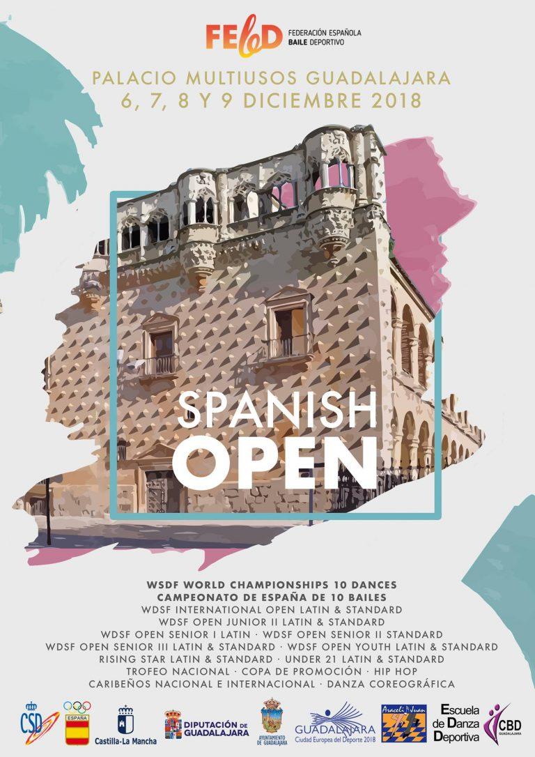 Spanish Open 2018