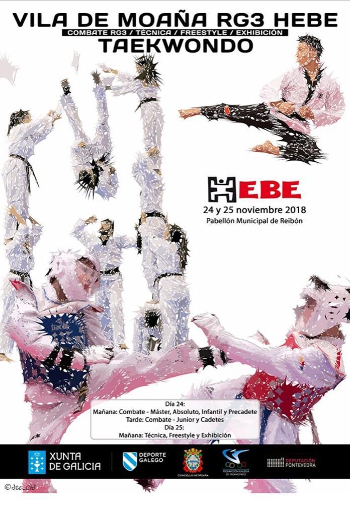 Open de Moaña de Taekwondo