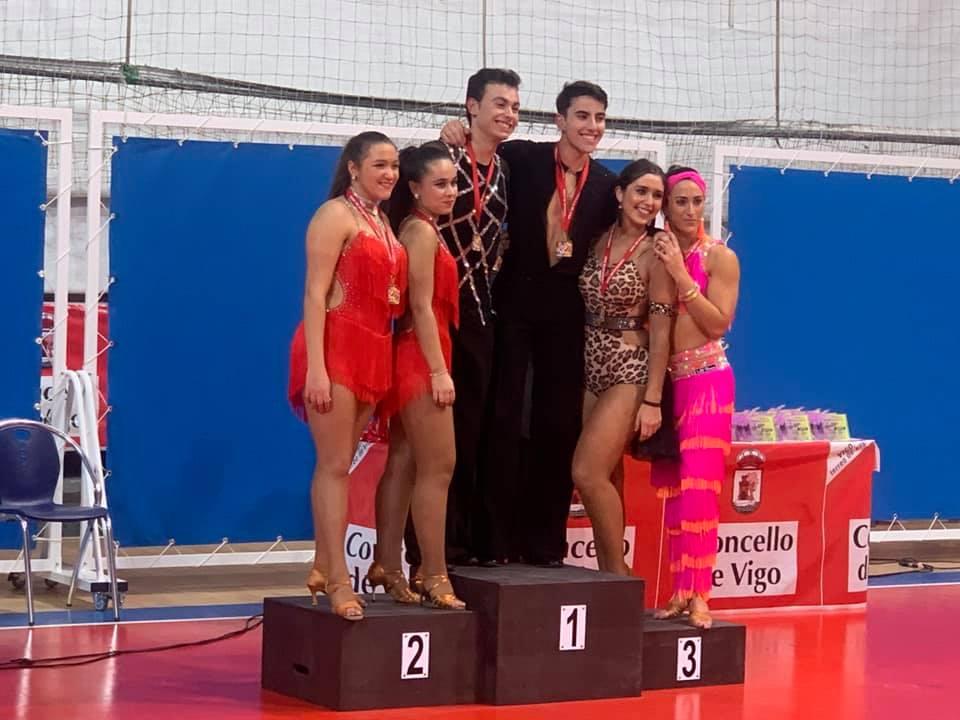 RESULTADOS- Trofeo Cidade de Vigo 2018 Baile Deportivo
