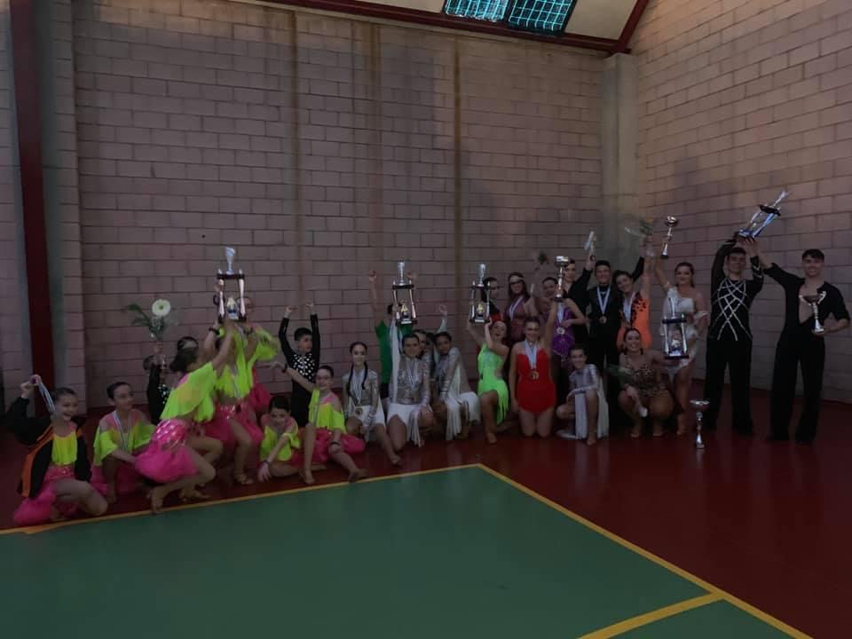RESULTADOS- Campionato Galego Bailes Caribeños